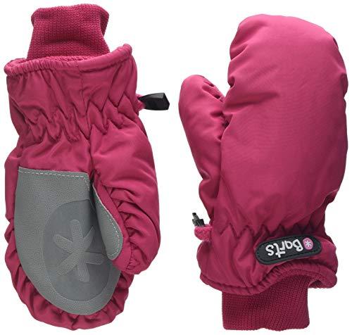 Barts Unisex Baby Handschuhe Mitts, Rosa (Fucsia), 1