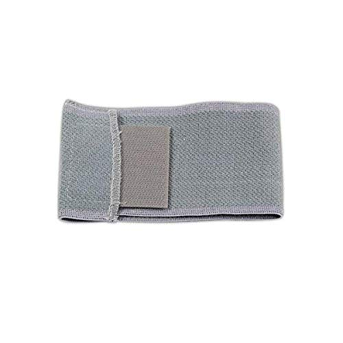 Magid Glove & Safety 3WR Magid Ergonomic Elastic Wrist Wrap, Beige Gray, Large (Pack of 6)