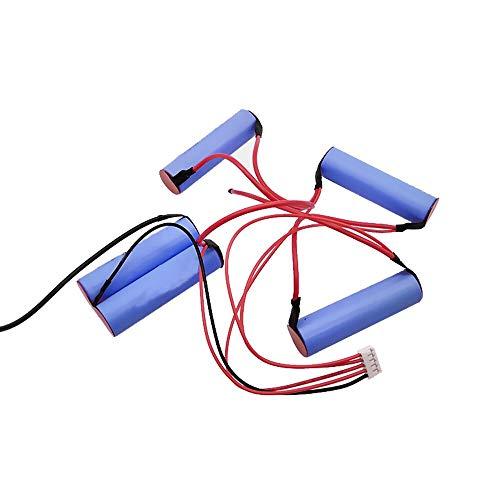 Seilylanka 3000mAh para Electrolux Batería de Iones de Litio de 18V ZB3011 ZB3012 ZB3013 ZB3113 APOPI1 aspiradora