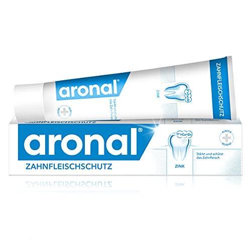 aronal Zahnfleischschutz Zahnpasta, 75 ml Dentifricio