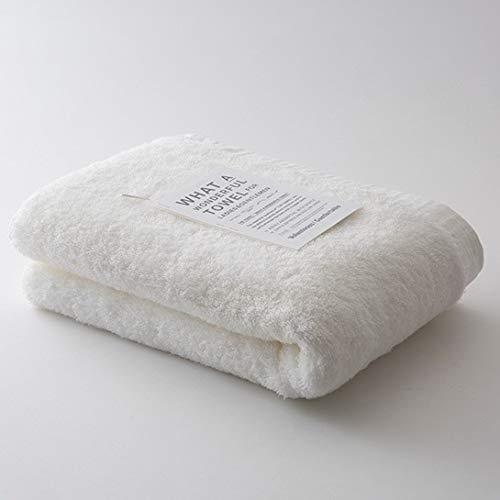 こちらは男性用の「THE TOWEL for GENTLEMEN」。柔らかさよりも、ごしごし拭けてしっかり水分を拭い取ってくれるボリューム感あるタオルを求める男性にぴったりなバスタオルです。