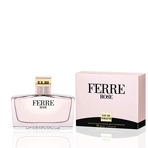Gianfranco Ferré Rose Eau de Toilette, Spray, 100 ml