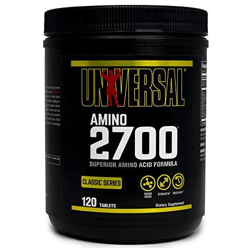 Universal Amino 2700 Retard aminozuur Aminos BCAA (120 tabletten)