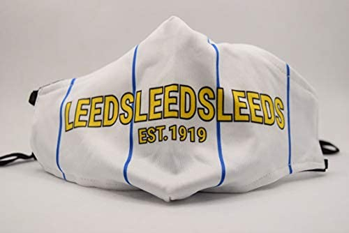 Leeds Face Covering with built in filter, washable - Leeds, Leeds, Leeds