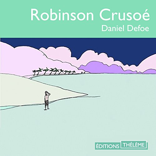 Robinson crusoé cover art