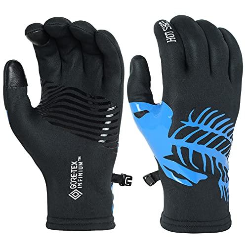 Hot Shot Men's GORE-TEX Infinium Gloves – Outdoor Fleece Gear - Multi -...