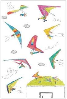 AIUEO ウォールステッカー Sサイズ SWS?14 ハンググライダー