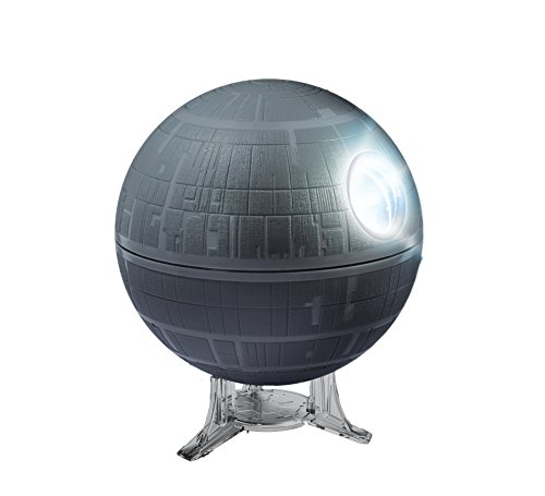 Uncle Milton Death Star Planetarium lamp