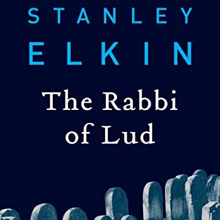 The Rabbi of Lud                   By:                                                                                                                                 Stanley Elkin                               Narrated by:                                                                                                                                 Ira Rosenberg                      Length: 10 hrs and 48 mins     6 ratings     Overall 4.0