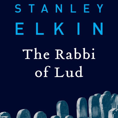 The Rabbi of Lud audiobook cover art