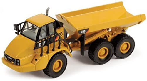 1 50 CAT 725 Articulated Truck by Norscot Group (English Manual)