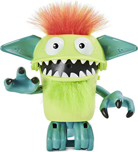 Scritterz, Scabz Interactive Collectible Jungle Creature Toy with Sounds and Movement, for Kids Aged 5 and up