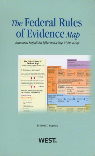 Federal Rules of Evidence Map, 2012-2013