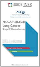 Non Small-Cell Lung Cancer GUIDELINES Pocketcard: Stage IV Chemotherapy