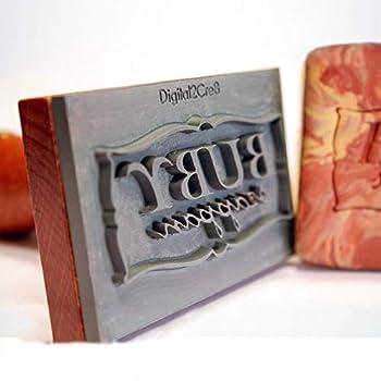 custom soap stamps