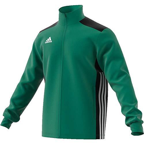 adidas Herren REGI18 PES JKT Sport Jacket, Bold Green/Black, XL