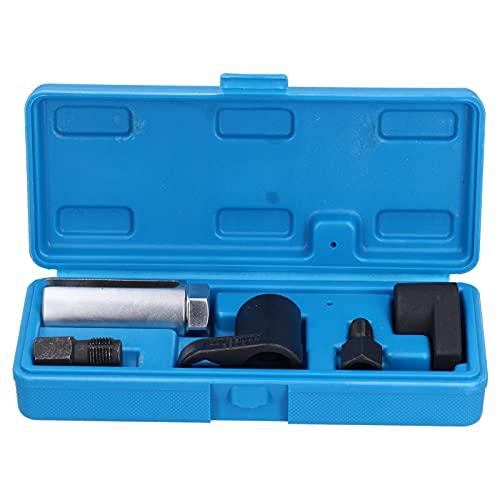 Kit de llave de sensor de oxígeno, herramienta de reparación automática de ajuste y función precisos para garaje o taller para la mayoría de los automóviles modernos