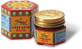 Tiger Balm (Red) Super Strength Pain Relief Cream 21 ml (pack of 2 )
