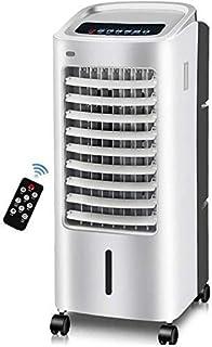 MYPNB Mini acondicionador de Aire, Inteligente Aire Acondicionado Ventilador Humidificador móvil del refrigerador de Aire 80W