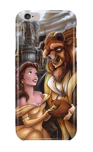 Caso di Telefono per iPhone SE 2020 (2nd Gen.) Beauty And The Beast Disney 7 Disegni