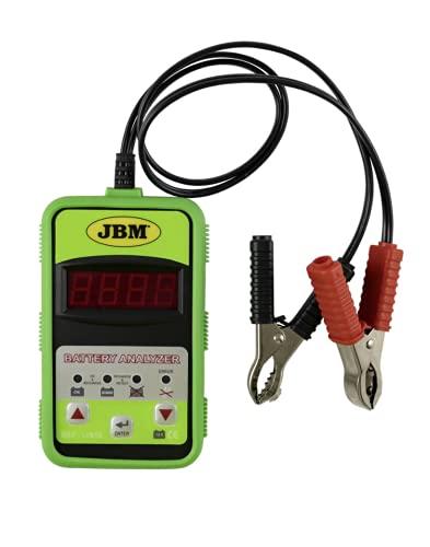 JBM 51816 Comprobador de baterías digital