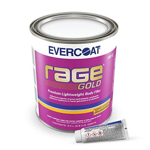 Evercoat 112 Rage 3 Liter Gold Premium Lightweight Body Filler