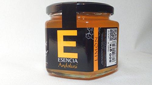 Miel Limón Gourmet 500gr Esencia Andalusí
