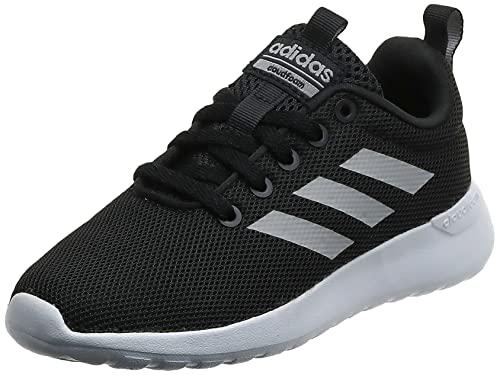 Adidas Unisex-Kinder LITE Racer CLN K Fitnessschuhe, Schwarz (Negro 000), 38 EU