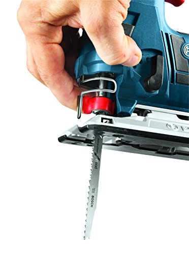 Product Image 2: BOSCH 18-Volt Lithium-Ion Cordless Jig Saw Bare Tool JSH180B,Blue