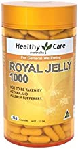 Best royal jelly 1000mg 365 capsules Reviews