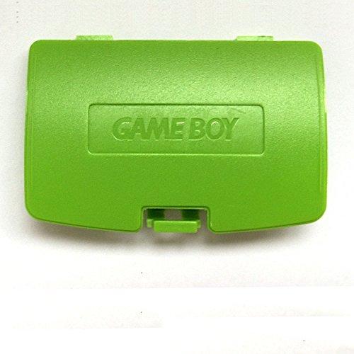 Batterij Back Deur Cover Case voor Game Jongen Kleur GBC Vervang Mint-Groen