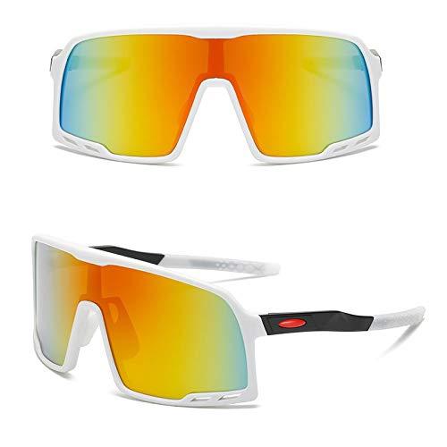 Óculos De Sol Esportivo Masculino Feminino Ciclismo Uv 400
