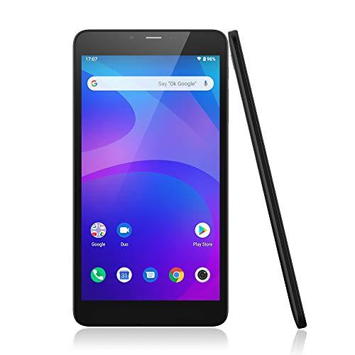 ALLDOCUBE iPlay 7TタブレットPC, Android 9.0、デュアルSIM LTE対応, 7インチ HDディスプレイ,2GB RAM 16GB ROM