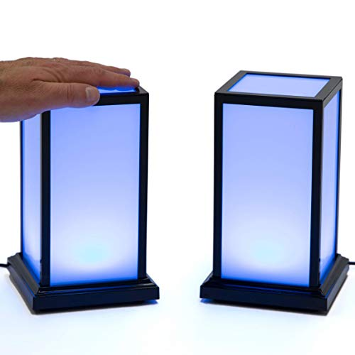 5. Set of 2 Friendship Lamps – Modern Design