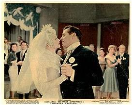 Forever Darling Original Lobby Card Lucille Ball Desi Arnaz Wedding 1956