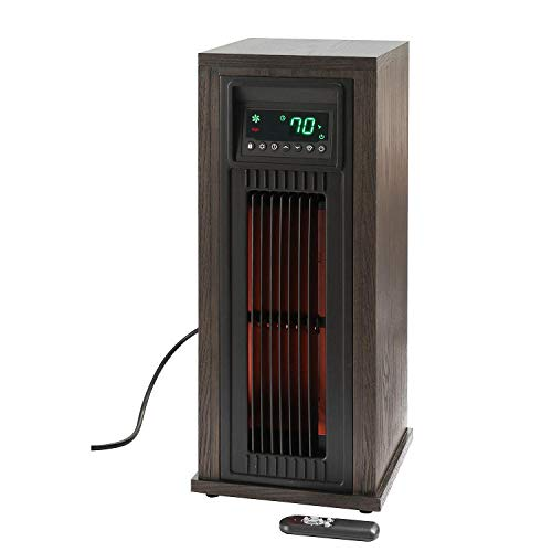 MM Infrared Tower Heater 23' Heats Up To 1000 Square Feet