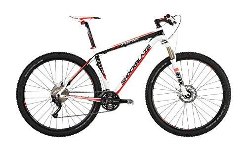 SHOCKBLAZE R9 Elite Bicicletta Mountainbike 29' Shimano Deore XT 30 cambios (43 cm)
