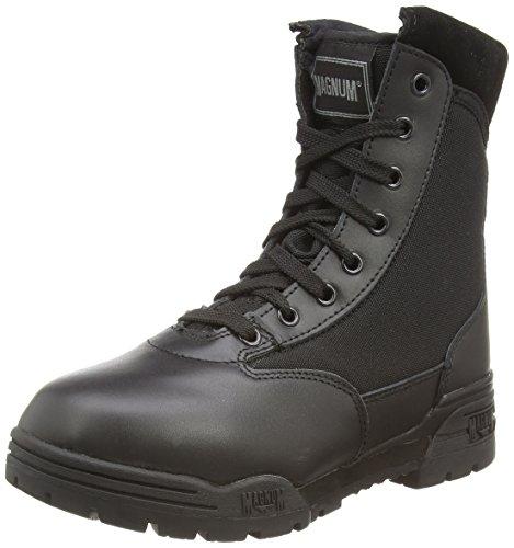 Magnum Magnum Classic - Zapatos de Seguridad adultos unisex, color Negro - Black (Black 021), talla 42