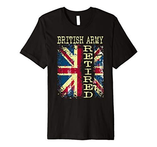 Retired British Army | UK Retired Veteran Military Gift