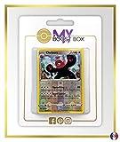 Chelours (Bewear) 150/192 Holo Reverse - Myboost X Epée et Bouclier 2 Clash Des Rebelles - Box de 10 Cartas Pokémon Francés