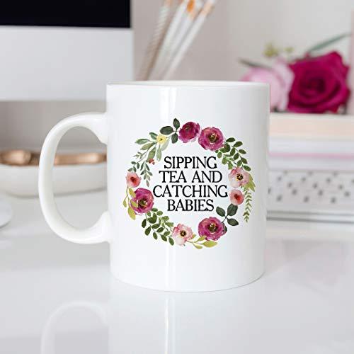 Hebammen-Geschenk Hebamm-Tasse Kaffee Tee Hebamme Danke Geschenk