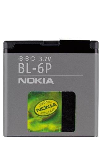 Nokia BL-6P Akku 830 mAh Li-Pol