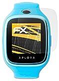 atFoliX Panzerfolie kompatibel mit XPlora 3S Schutzfolie, entspiegelnde & stoßdämpfende FX Folie (3X)