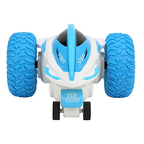 Qqmora Coche Modelo de Juguete para niños Vehículo Todoterreno Actividades de Carreras de Juguete Niños(Blue)