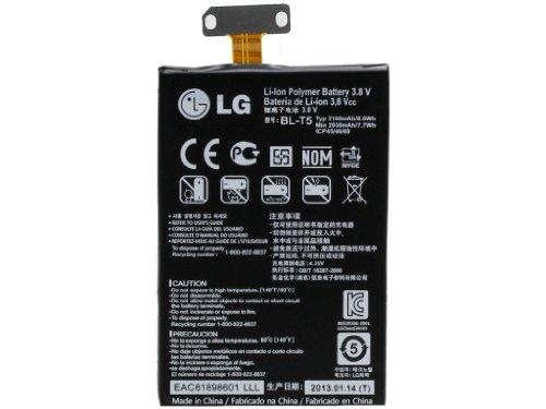 Bater¨ªa LG BL-T5 BL T5 Original Nexus 4 E960 1200mAh