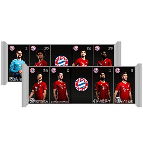 FC Bayern Schokolade ***Spieler*** 150 Gramm