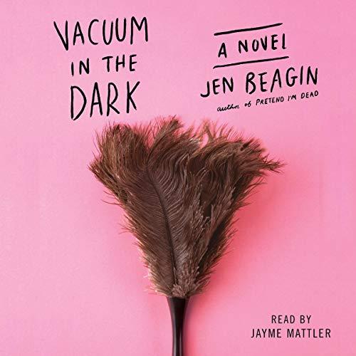 『Vacuum in the Dark』のカバーアート