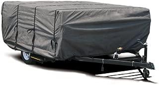 Camco 45763 12'-14' ULTRAGuard Pop-Up Camper Cover (46