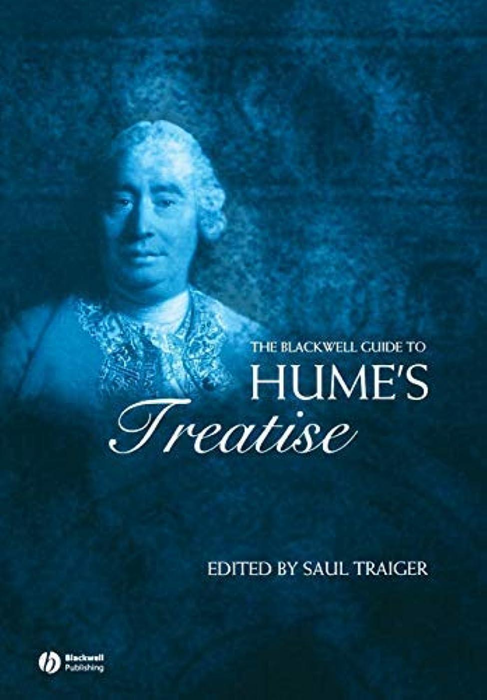 上向き適合する潮The Blackwell Guide to Hume's Treatise (Blackwell Guides to Great Works Book 1) (English Edition)