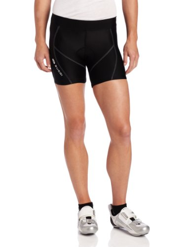 Sugoi Damen Rs Shorty Kurze Radhose, Schwarz, M